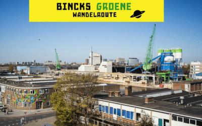 Ontdek de Binckhorst te voet: Bincks Groene Wandelroute!
