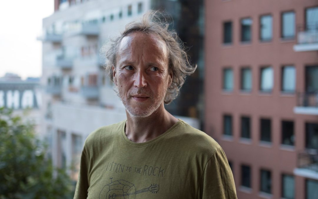 Interview met Humphrey Clerx, bewoner Maanplein