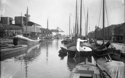 Fotoserie: Binckhorstlaan vanaf 1890