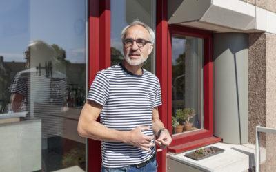 Interview met Herman Tijsen, bewoner Junoblok
