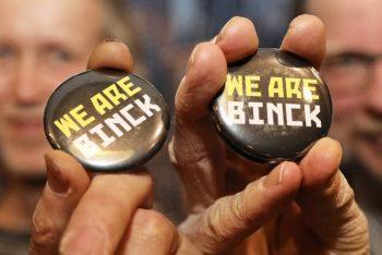 I'M BINCK gaat door!