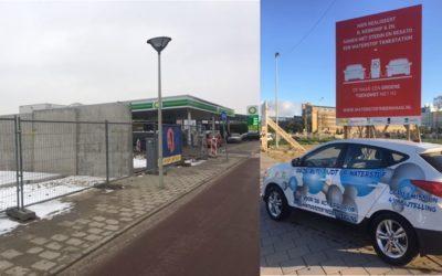 Primeur: Waterstof tanken in de Binckhorst
