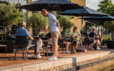 Capriole Café getipt als leukste terras van Den Haag