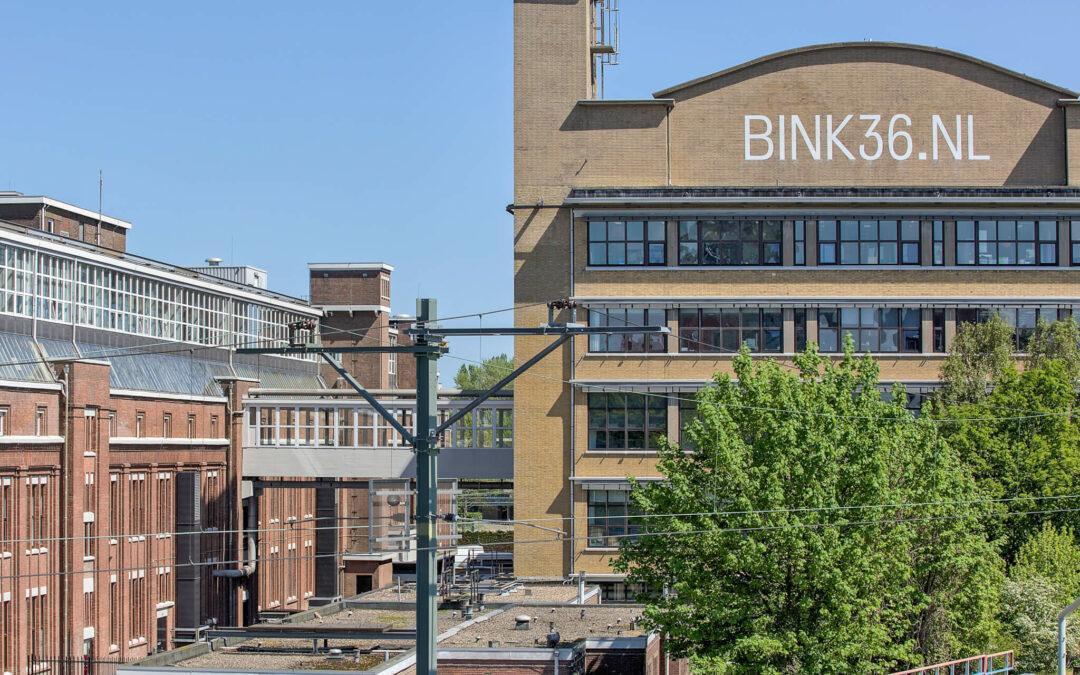 Eigenaar BINK36 vreest komst raamprostitutie