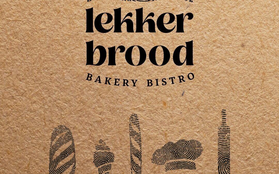 Een nieuwe naam en huisstijl voor Lekker Brood Bakery Bistro