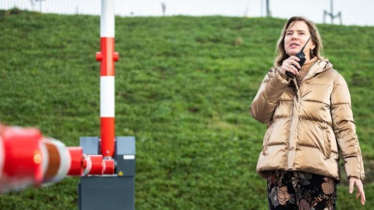 Rotterdamsebaan is officieel geopend