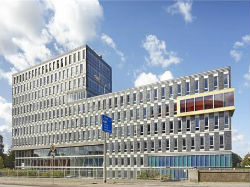 Voormalig SDU-complex Binckhorst verkocht