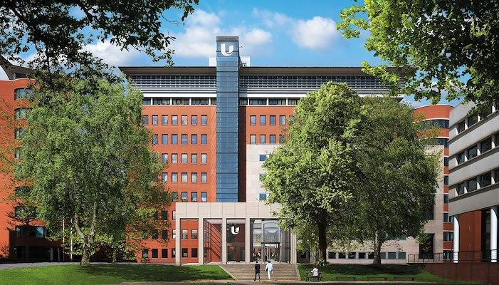 Voormalig KPN-kantoor Binckhorst herontwikkeld tot Universe Offices