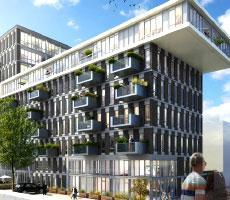 Appartementencomplex De Binck geeft Binckhorst een nieuw gezicht