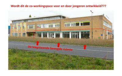 Enthousiasme voor een co-workingsspace groeit