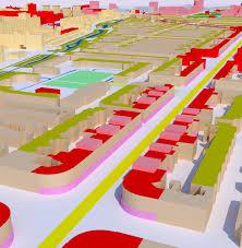 Provada: Den Haag presenteert 3D-model Binckhorst