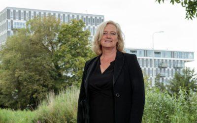 Interview met Gerda, bewoner Binck Eiland