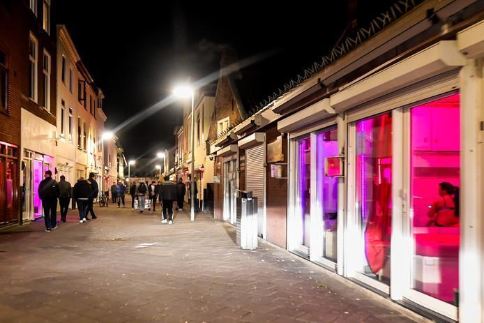 Nieuw erotisch centrum in de Binckhorst?