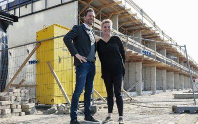 Interview met Sander en Sabine, (toekomstige) bewoners Binck Eiland